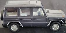 Wiking, Geländewagen, Mercedes MB G 320, violettmetallic, Koch 266/9 Werbemodell