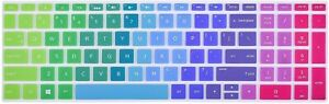 """Cover for 2019 2018 HP 17.3 Inch Laptop HP 17.3"""" 17-AK0XX 17- Colorful Keyboard"""
