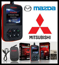 MITSUBISHI MAZDA Diagnostic Scanner Tool Code Reader iCARSOFT i909 ABS SRS SCAN