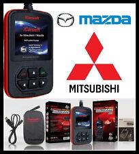 MITSUBISHI MAZDA Diagnostic Scanner Tool Code Reader iCARSOFT i909 ABS SRS SCAN