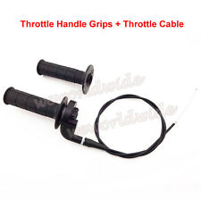 Throttle Grips Cable For Baja Warrior MB165 MB2005 505HP 6.5HP 196cc Dirt Bike