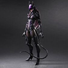 DC Comics Catwoman Variant by Tetsuya Nomura Play Arts Kai Action Figure MISB
