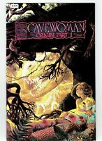 Cavewoman #3 1994 Budd Root Hard To Find