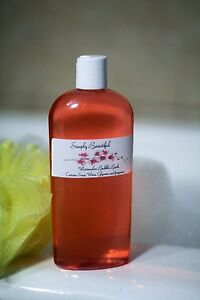 Simply Beautiful Watermelon Bubble Bath 8oz Unisex/Aromatherapy/Womens/Kids
