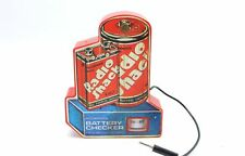 Vintage Radio Shack Micronta Battery Checker