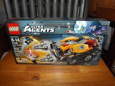 LEGO, ULTRA AGENTS, DRILLEX DIAMOND JOB, KIT #70168, 312 PIECES, NIB, 2015
