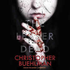 The Lesser Dead by Christopher Buehlman CD 2014 Unabridged