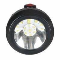 Kohree Waterproof & Explosion Proof 6 LED 3.7v Miner Light LED Headlight for ...