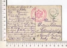 24679) AUSTRIA 18.12.1915 PC Krtole (Dalmatien) K.u.K. postmark
