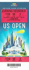 2014 US OPEN TENNIS ANDY MURRAY SESSION #8 TICKET STUB 8/28