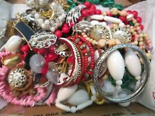 Vintage to Now Jewelry 2 lb.- wear, resell, craft
