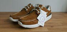 Visvim Hockney Boat Shoe - Brown Suede - BNIB - UK11
