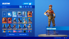 Fortnite Account|Renegade Raider|OG Ghoul & Skull | All Skins|Raffle