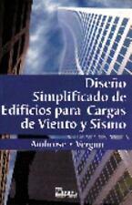 Diseno simplificado de edificios para cargas de viento y sismo/ Simplified Buil