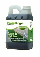 Provetlogic Kennel Turf Care Floor Cleaner Synthetic Pet Drain Maintainer X2
