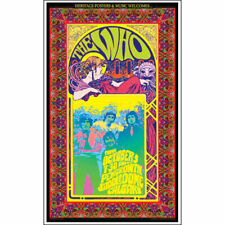 Who Concert Promo Poster