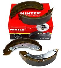 MINTEX REAR BRAKE SHOES SET FOR MITSUBISHI SMART MFR580 (REAL IMAGE OF PART)