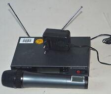 Sennheiser EM 100 G2 Diversity Receiver 790-822 MHz + Mikrofon Handsender SKM300