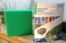 OASE Ersatzfilter grün für Biotec 5.1 / 10.1 Filterschwamm Biosmart 20/30.000