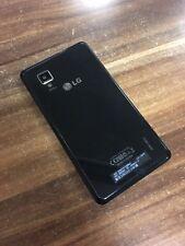 D'ORIGINE LG Optimus G e975 Backcover Couvercle De Batterie D'Boîtier avec NFC Noir Black