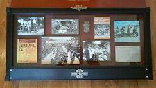 Harley-Davidson Dealer Holiday Promotional Collage Frame Display Promo Code 368