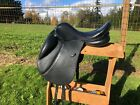 Stubben genesis dressage saddle Biomex seat