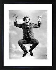 Norman Wisdom Framed Photo CP0998
