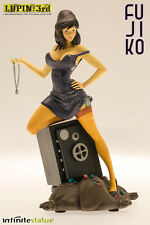 Lupin III Fujiko Mine Limited Edition Resin Statue INFINITE STATUE