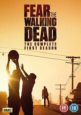Fear The Walking Dead Season Series 1 2015 R2 DVD