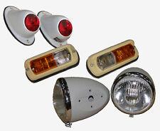 Leuchtensatz Scheinwerfer + Rückleuchte + Blinker für MAN Traktor Schlepper