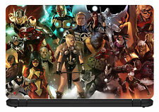 15.6 inch Avengers-Laptop Vinyl Skin/Decal/Sticker-Protection Cover-LC008