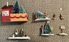 Thomas Kinkade Christmas Hawthorne Village - Christmas Tree Stand