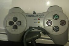 sony playstation 1 Controller Plus. aftermarket model with turbo/slow-mo modes.