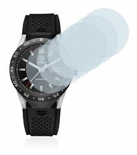 TAG Heuer Connected 46 Smart Watch,  6x Transparent ULTRA Clear Screen Protector
