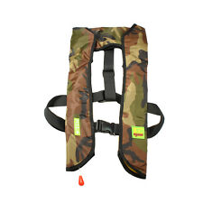 New M-33 Manuel Life Jacket Vest Manual Inflatable PFD Survival Floatation