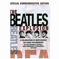 The Beatles Explosion (DVD, 2008, Special Commemorative Edition)