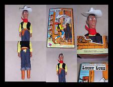 Lucky Luke Figur von 1984 noch mit OVP Höhe ca. 35 cm
