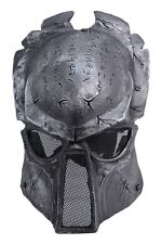 Paintball Airsoft Full Face Protection Alien Vs Predator Mask Cosplay Prop A646