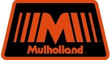 Mulholland Shocks sticker YZ CR RM 125 250 400 500 Works Bike Vintage AHRMA VMX