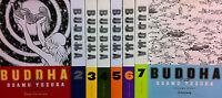 Buddha ( Vol. 1-8 ) English Manga Graphic Novels SET Brand New Lot Complete