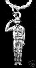 LOOK New Silver Boy Scout uniform scouts Pendant Jewelry
