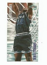 1994-95 NBA JAM SESSION SHAQUILLE O'NEAL GAMEBREAKER #6 ORLANDO MAGIC NM-MINT!!!