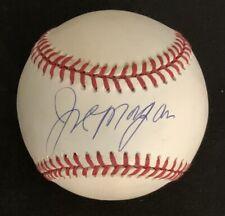 Joe Morgan Signed Rawlings ONLB Baseball Reds Autographed Bold Auto JSA COA
