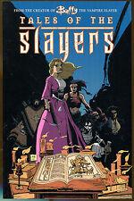 Buffy the Vampire Slayer: Tales of the Slayers-Joss Whedon-Dark Horse GN