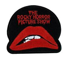 Rocky Horror Picture Show Patch Iron on Applique Alternative Clothing Gothic