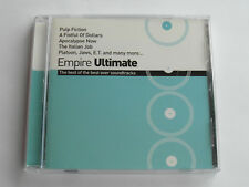 Empire Ultimate /The Best Of the Best Ever SoundTracks (CD Album) Used Very good
