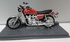 YAMAHA XS ELEVEN 1978 BIKE MOTO ALTAYA IXO 1/24