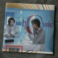 David Bowie, thursday's child, CD single promo