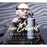 SEINE LIEDER- A TRIBUTE TO HEINZ ERHARDT CD+DVD NEU