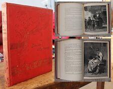 Un bouquet d'Histoires A. Dubois 1909 30 histoires enfantines